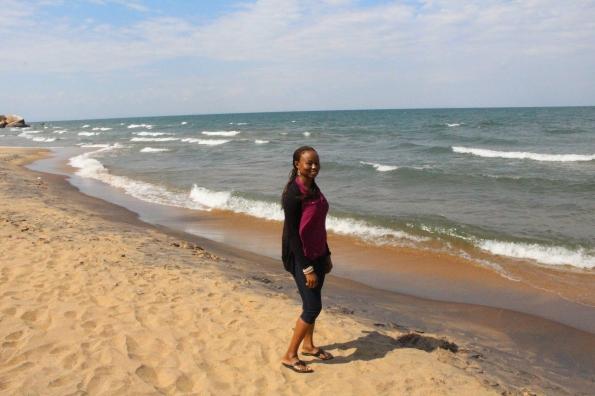 Lake Malawi in Salima